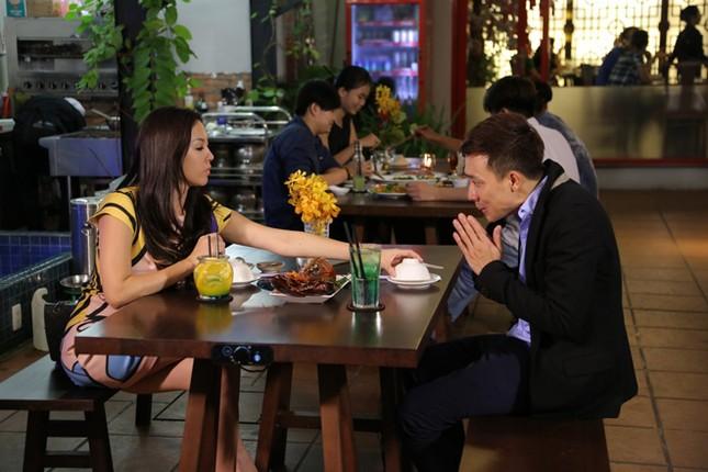 Trấn Thành hẹn hò hoa hậu Thu Hoài ăn tối lãng mạn ảnh 4