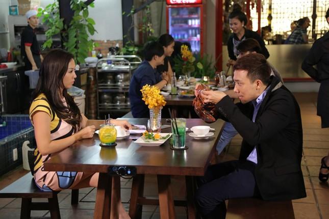 Trấn Thành hẹn hò hoa hậu Thu Hoài ăn tối lãng mạn ảnh 5