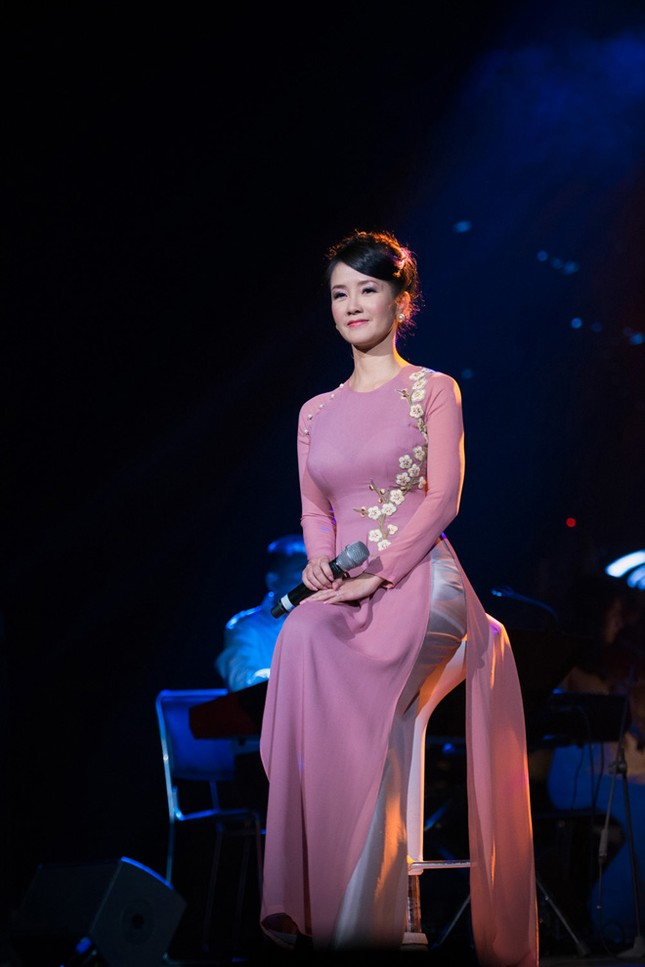 Thanh Lam, Hồng Nhung đọ sắc cùng 'đàn em' Phạm Thu Hà ảnh 9