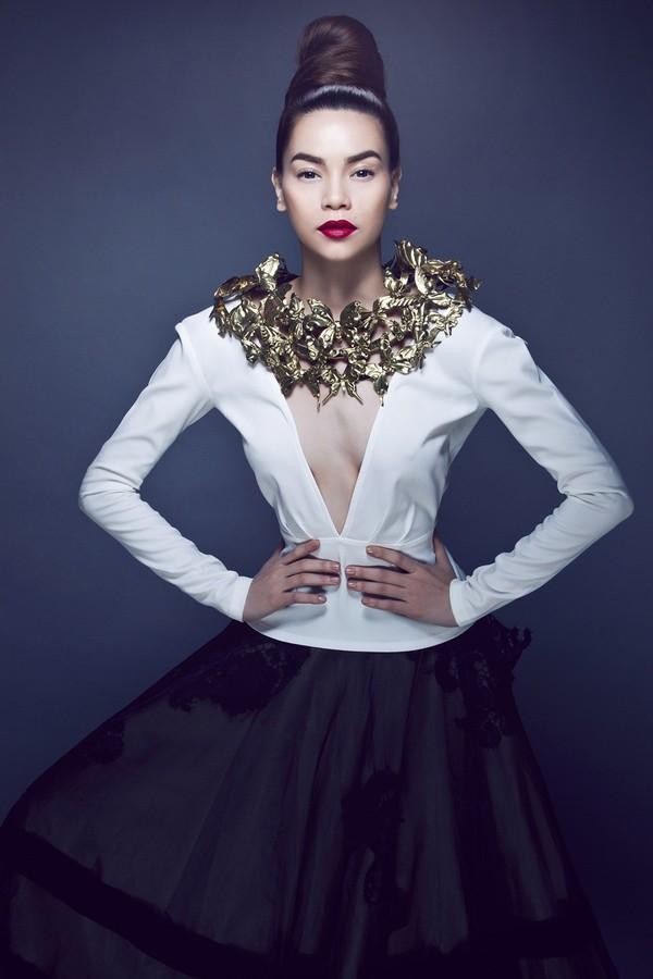 Thanh Hằng hay Hà Hồ sẽ 'cầm trịch' Next Top Model mùa 6? ảnh 2
