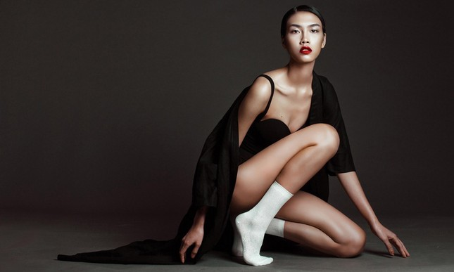 Quán quân Next Top Model Nguyễn Oanh 'lột xác' quyến rũ ảnh 6