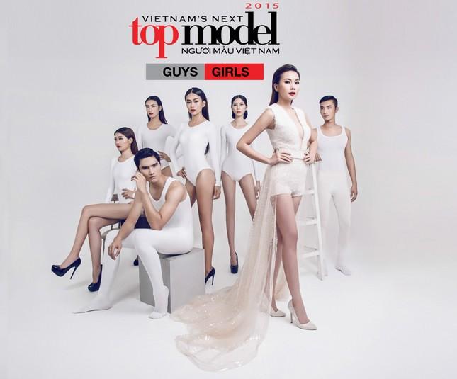 Thanh Hằng thay Xuân Lan 'cầm trịch' VN's Next Top Model 2015 ảnh 5