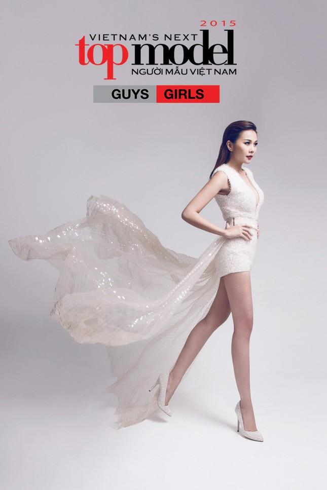 Thanh Hằng thay Xuân Lan 'cầm trịch' VN's Next Top Model 2015 ảnh 4