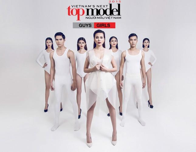 Thanh Hằng thay Xuân Lan 'cầm trịch' VN's Next Top Model 2015 ảnh 6
