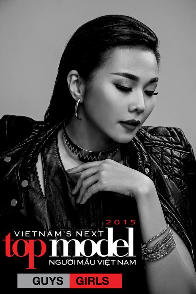 Thanh Hằng thay Xuân Lan 'cầm trịch' VN's Next Top Model 2015 ảnh 1