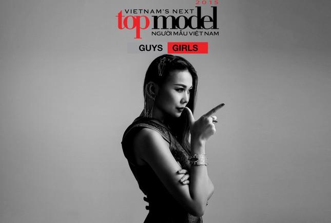 Thanh Hằng thay Xuân Lan 'cầm trịch' VN's Next Top Model 2015 ảnh 2