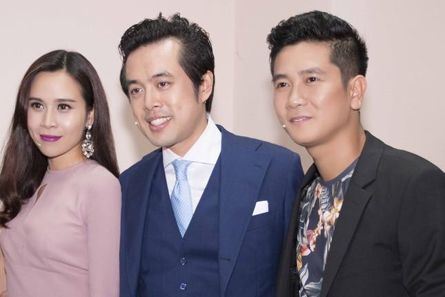 Vợ chồng Lưu Hương Giang sành điệu trở lại The Voice Kids ảnh 9