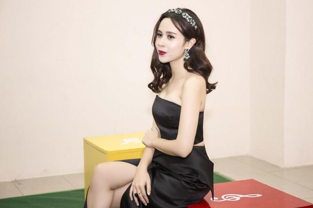 Lưu Hương Giang gợi cảm ngồi ghế nóng The Voice Kids ảnh 9
