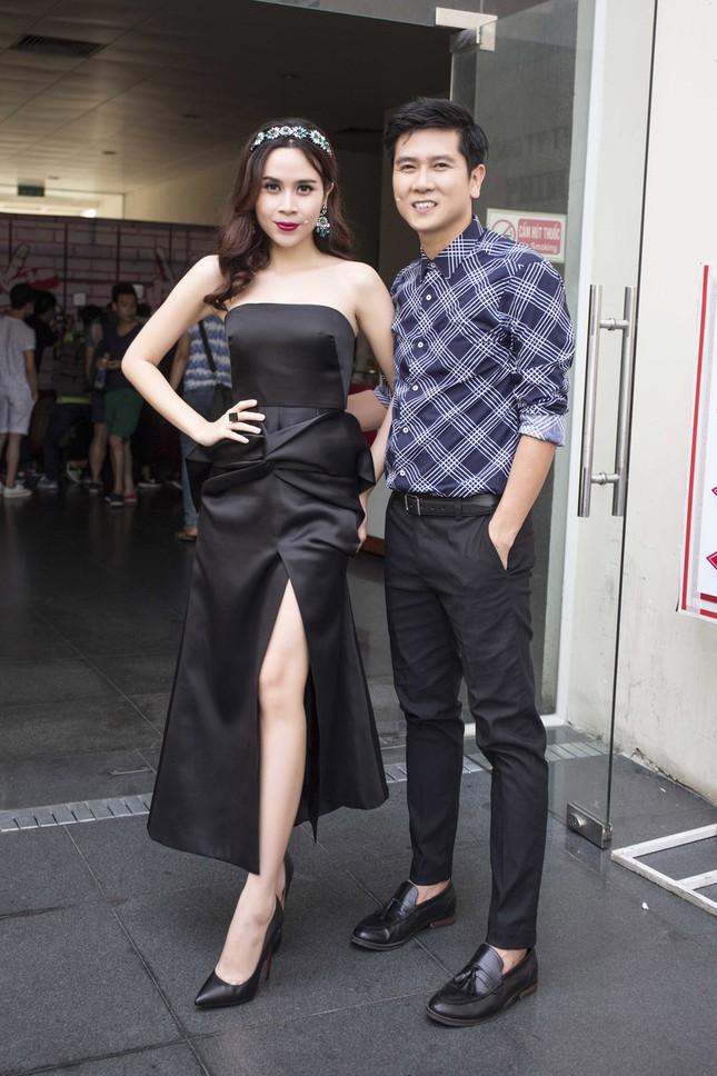 Lưu Hương Giang gợi cảm ngồi ghế nóng The Voice Kids ảnh 6