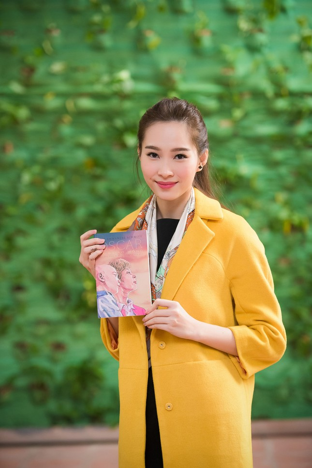 Bản tin Hoa hậu: Á hậu Diễm Trang công khai chồng sắp cưới ảnh 6