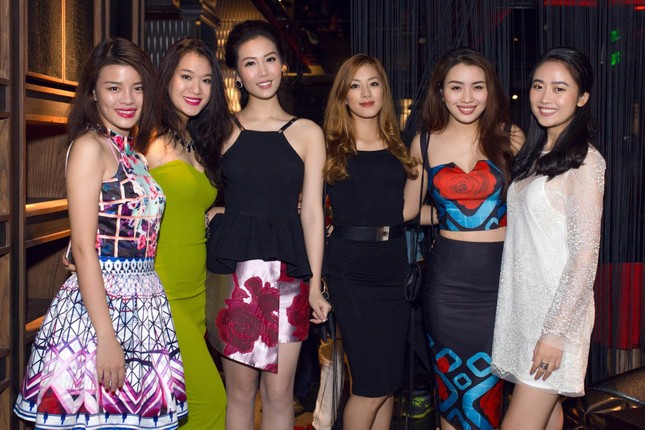 Bản tin Hoa hậu: Á hậu Diễm Trang công khai chồng sắp cưới ảnh 4