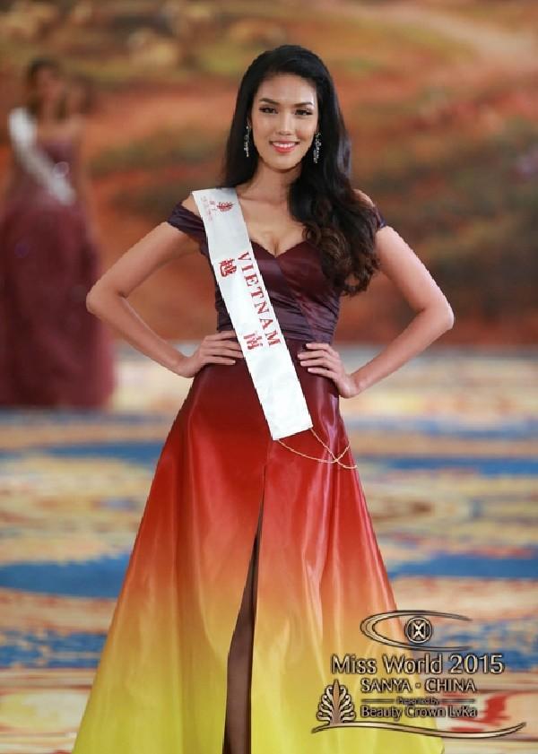 Bản tin Hoa hậu: Việt Nam thăng hạng trên bản đồ sắc đẹp ảnh 2