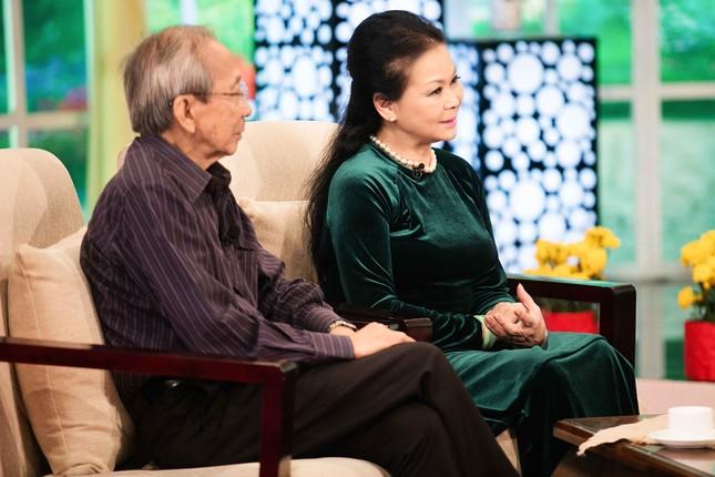 Khánh Ly hội ngộ Nguyễn Ánh 9 khi ghi hình chương trình Tết ảnh 10
