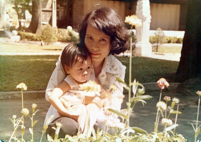 Bộ ảnh hiếm về gia đình nhạc sỹ Thanh Tùng ảnh 10