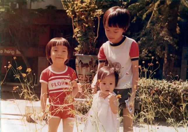 Bộ ảnh hiếm về gia đình nhạc sỹ Thanh Tùng ảnh 5