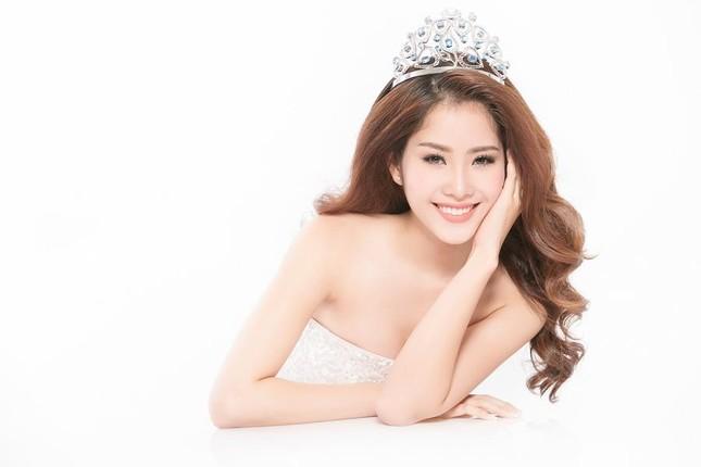 Hoa khôi Nam Em muốn dự thi Hoa hậu Việt Nam 2016 ảnh 3