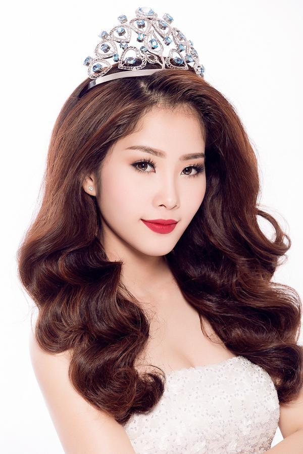 Hoa khôi Nam Em muốn dự thi Hoa hậu Việt Nam 2016 ảnh 2