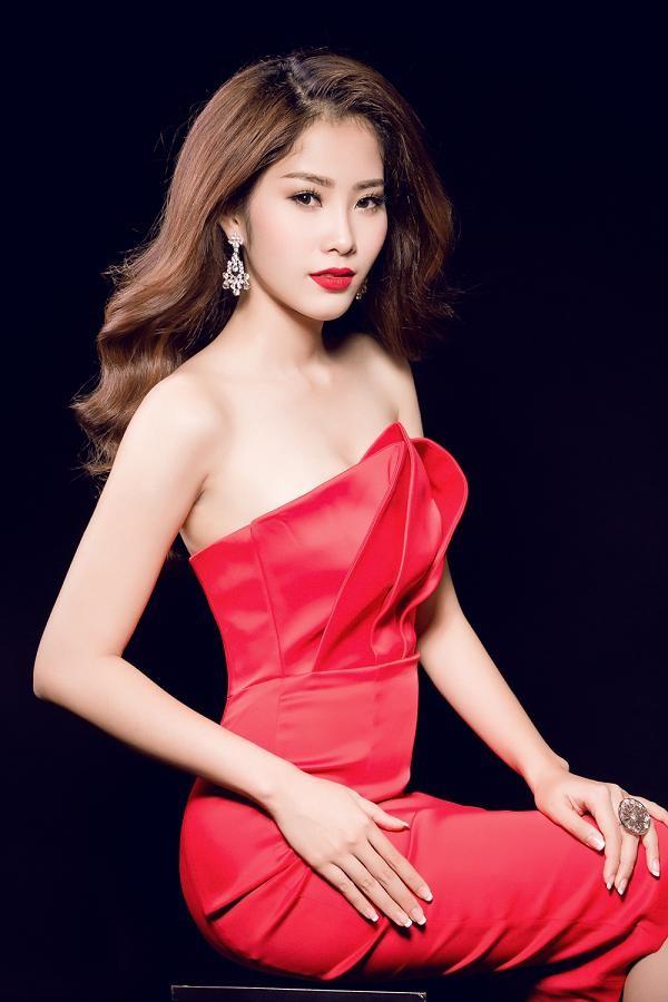 Hoa khôi Nam Em muốn dự thi Hoa hậu Việt Nam 2016 ảnh 6