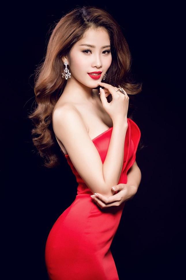 Hoa khôi Nam Em muốn dự thi Hoa hậu Việt Nam 2016 ảnh 7