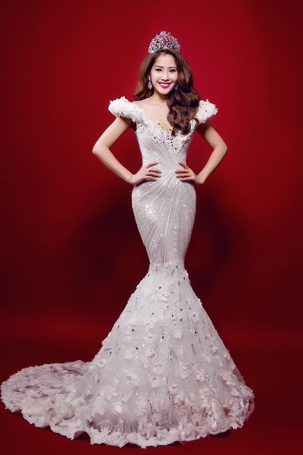 Hoa khôi Nam Em muốn dự thi Hoa hậu Việt Nam 2016 ảnh 9