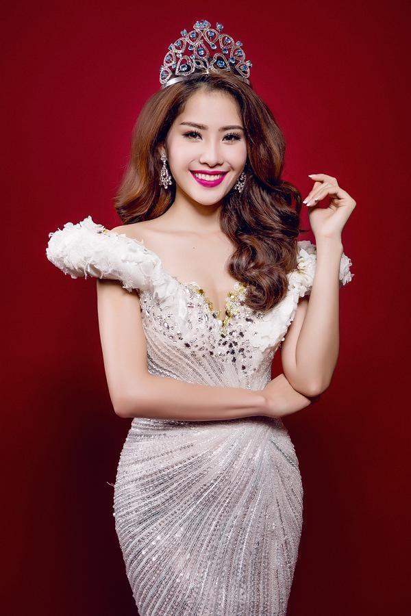Hoa khôi Nam Em muốn dự thi Hoa hậu Việt Nam 2016 ảnh 10