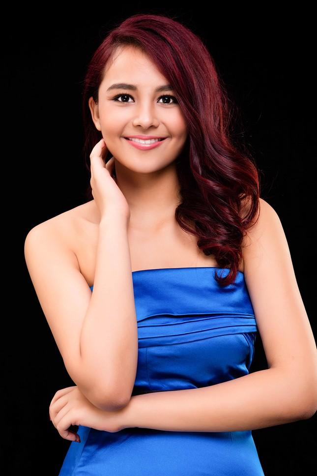Nhan sắc xinh đẹp của hai con gái Hoa hậu Diệu Hoa ảnh 8