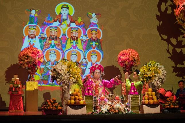 Lễ chào mừng 'Tín ngưỡng thờ Mẫu' là di sản văn hóa nhân loại ảnh 6