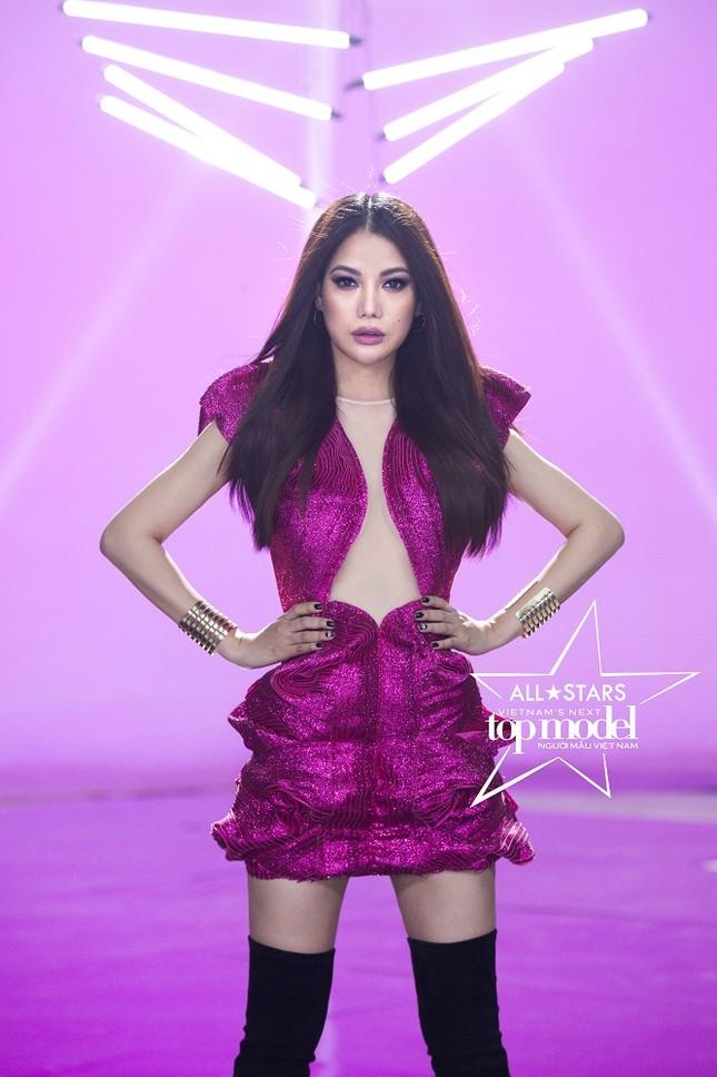 Trương Ngọc Ánh 'cầm trịch' Vietnam's Next Top Model All Stars 2017 ảnh 1