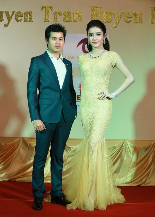 Báo Lào và Campuchia liên tục đăng bài về Huyền My ảnh 2