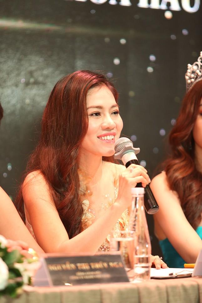 Hoa hậu Việt Nam sẽ được toàn quyền thi Miss World từ 2017 ảnh 2