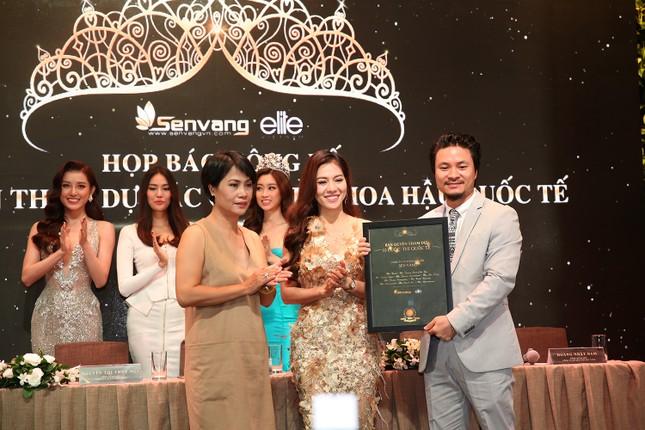 Hoa hậu Việt Nam sẽ được toàn quyền thi Miss World từ 2017 ảnh 3