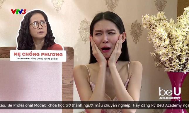 Mẹ chồng Lan Hương khiến thí sinh Next Top sợ khiếp vía ảnh 6