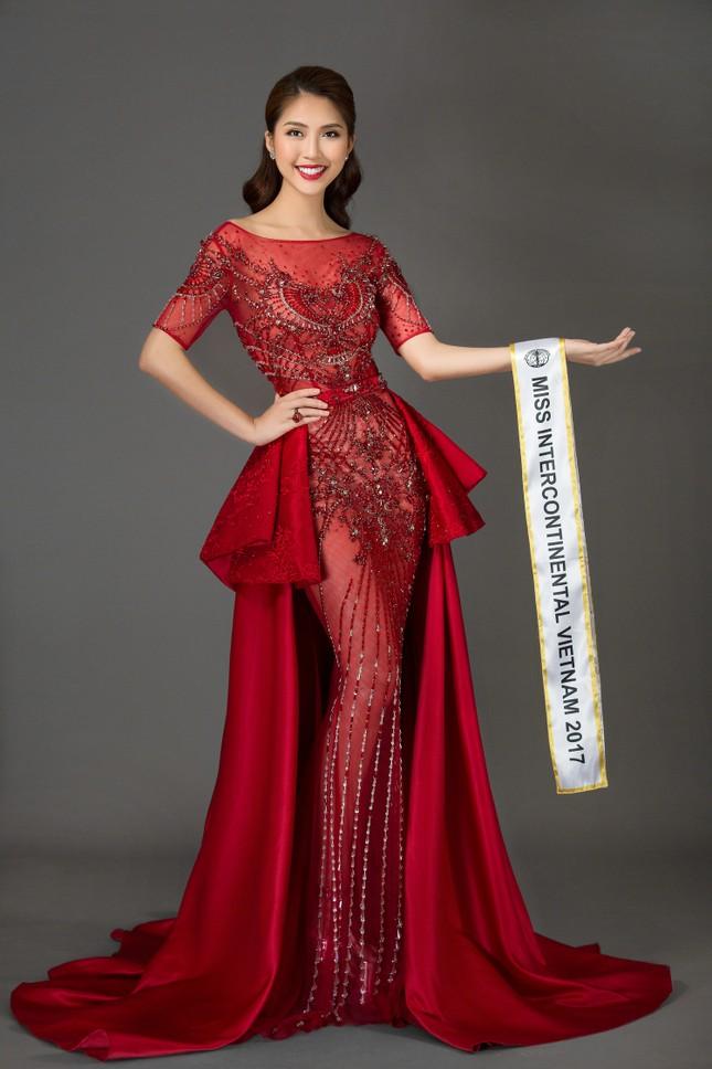 Á quân The Face Tường Linh dự thi Hoa hậu Liên lục địa 2017 ảnh 1
