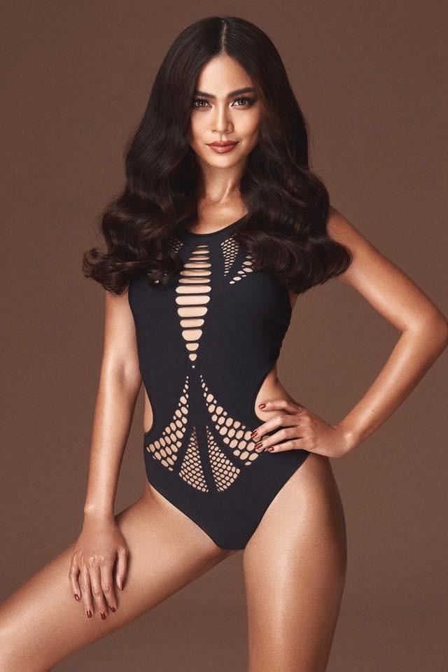 Hoàng Thuỳ sẽ cạnh tranh với những gương mặt nào tại Hoa hậu Hoàn vũ 2017 ảnh 6