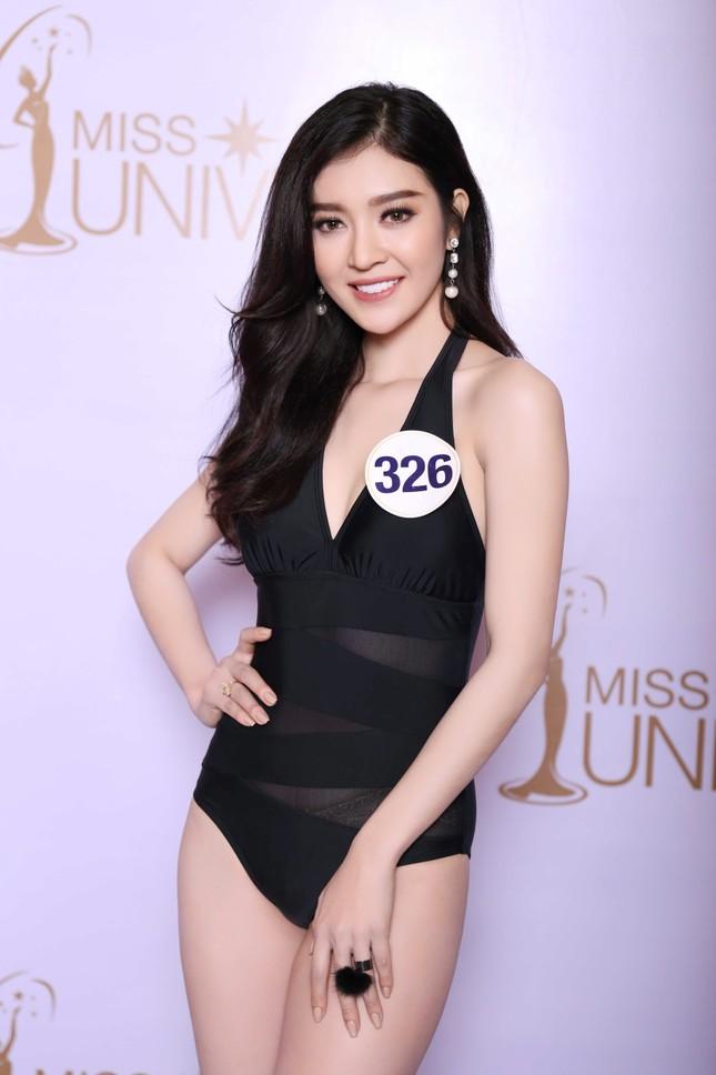 Hoàng Thuỳ, Mâu Thuỷ mặc bikini 'lấn át' dàn thí sinh tại sơ khảo HHHV ảnh 6