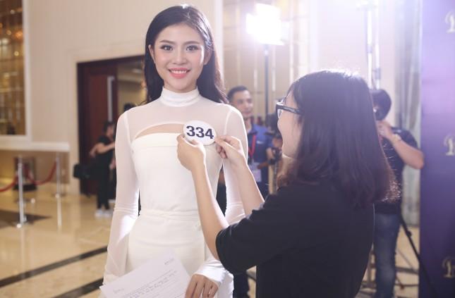 Dàn ứng viên nặng ký xuất hiện trong sơ khảo Hoa hậu Hoàn vũ ảnh 9