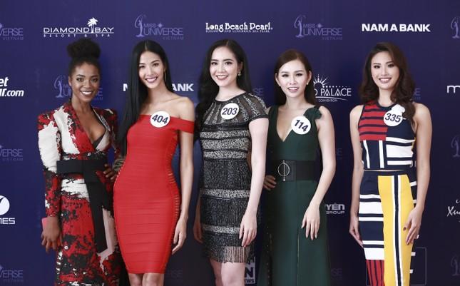 Dàn ứng viên nặng ký xuất hiện trong sơ khảo Hoa hậu Hoàn vũ ảnh 1