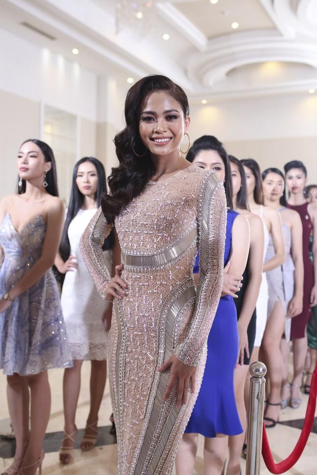 Dàn ứng viên nặng ký xuất hiện trong sơ khảo Hoa hậu Hoàn vũ ảnh 5