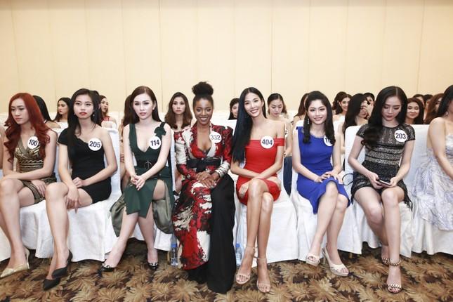 Dàn ứng viên nặng ký xuất hiện trong sơ khảo Hoa hậu Hoàn vũ ảnh 11