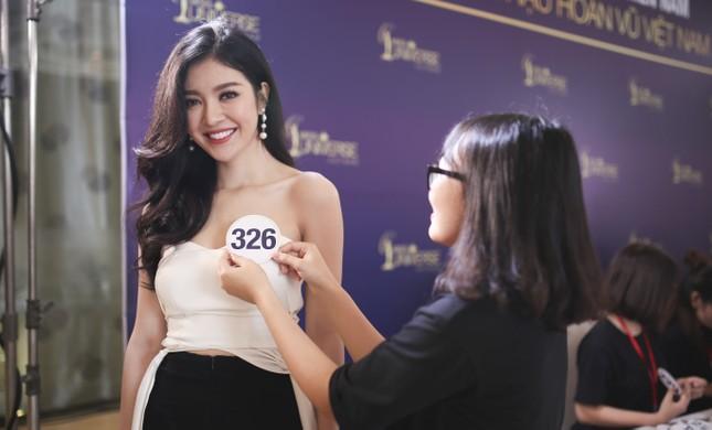 Dàn ứng viên nặng ký xuất hiện trong sơ khảo Hoa hậu Hoàn vũ ảnh 15