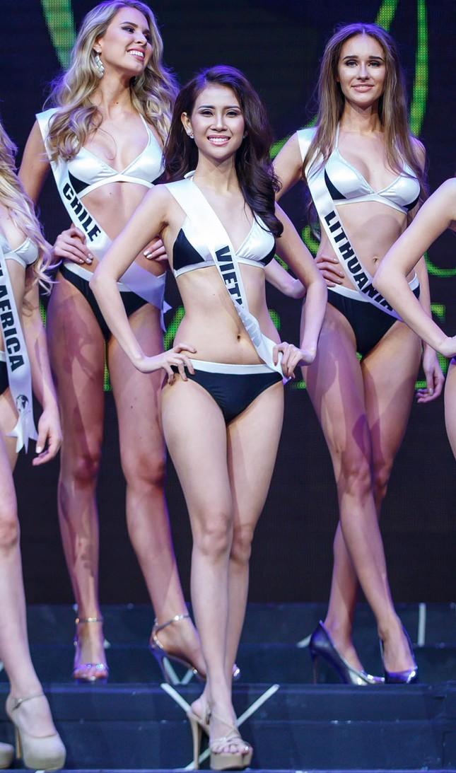 Liên Phương bất ngờ giành ngôi Á hậu 1 Miss Eco Tourism 2017 ảnh 3