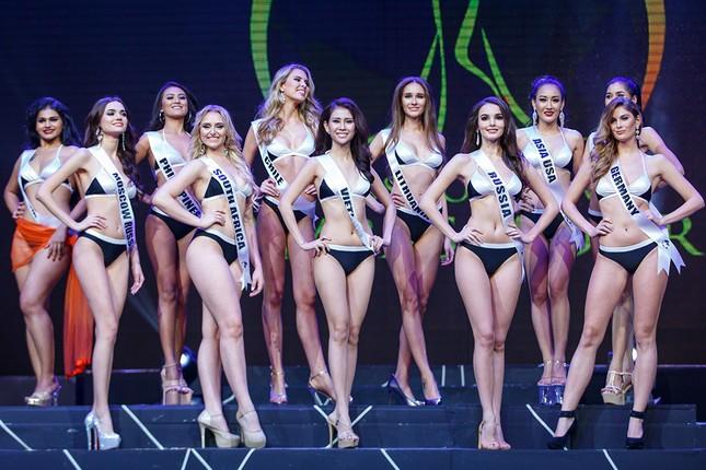 Liên Phương bất ngờ giành ngôi Á hậu 1 Miss Eco Tourism 2017 ảnh 4