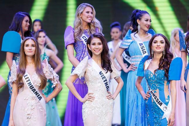 Liên Phương bất ngờ giành ngôi Á hậu 1 Miss Eco Tourism 2017 ảnh 6