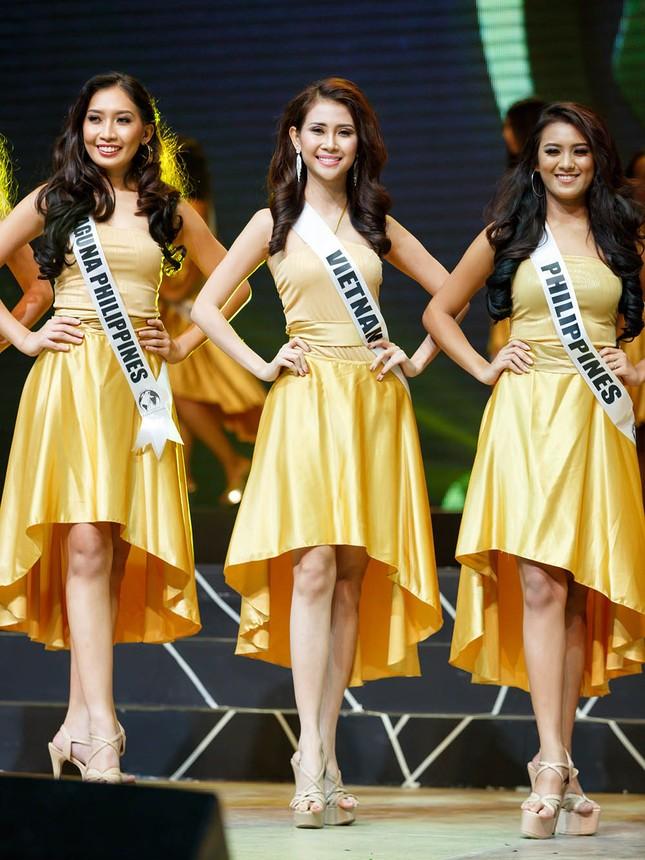Liên Phương bất ngờ giành ngôi Á hậu 1 Miss Eco Tourism 2017 ảnh 2