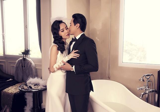Người đẹp Phương Tiểu Bình khoe ảnh cưới đẹp lung linh ảnh 2