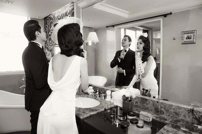 Người đẹp Phương Tiểu Bình khoe ảnh cưới đẹp lung linh ảnh 4