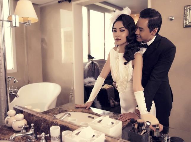 Người đẹp Phương Tiểu Bình khoe ảnh cưới đẹp lung linh ảnh 3