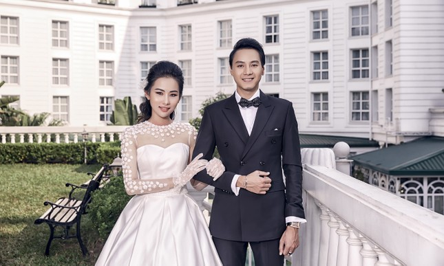 Người đẹp Phương Tiểu Bình khoe ảnh cưới đẹp lung linh ảnh 5