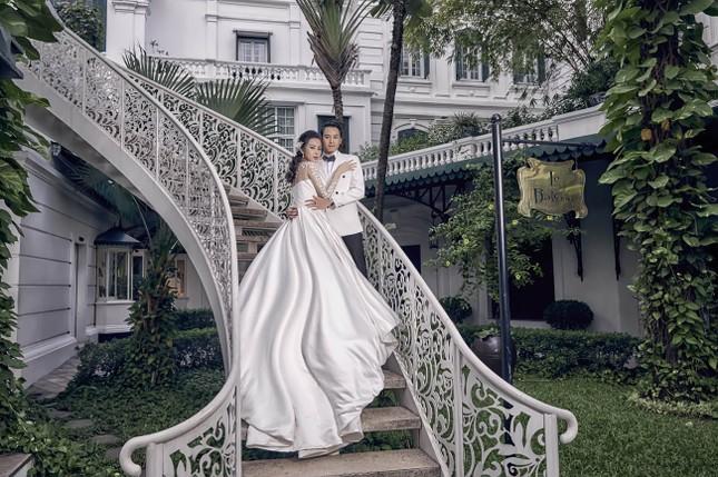 Người đẹp Phương Tiểu Bình khoe ảnh cưới đẹp lung linh ảnh 10
