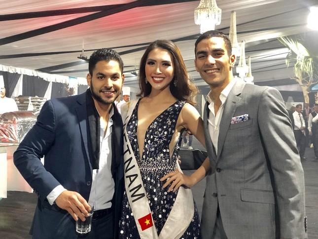 Tường Linh lọt top 18, Mexico đăng quang Hoa hậu Liên lục địa ảnh 9